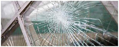 Stowmarket Smashed Glass